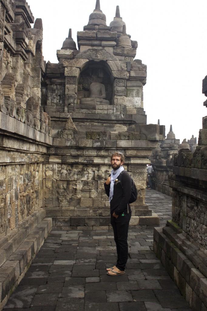 Borodudur Temple
